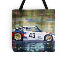 Porsche 935 Coupe Moby Dick Tote Bag