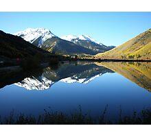 Colorado Mountain Mirror Lake Photographic Print