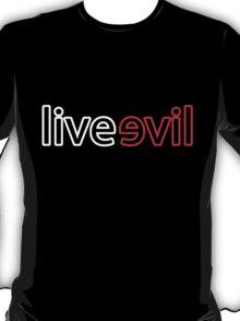 Live Evil T-Shirt