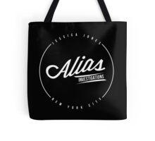 Alias Investigations Tote Bag