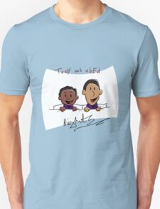 Troy and Abed Nights T-Shirt