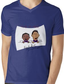 Troy and Abed Nights Mens V-Neck T-Shirt