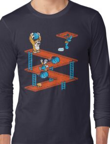 Escher Kong Long Sleeve T-Shirt