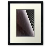 More light than line Framed Print