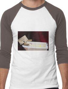A Little Privacy!!! Men's Baseball ¾ T-Shirt