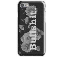 Fuck it. iPhone Case/Skin