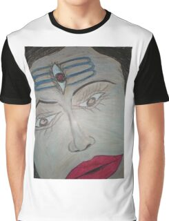 Lord Shiva - The Destructor and Re-Creator Graphic T-Shirt