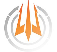 Call of Duty: Black Ops 3 Logo Trident by duncansdesigns