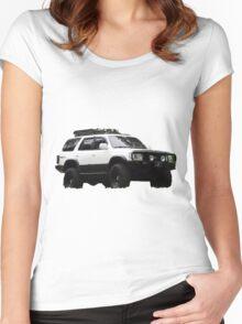 Toyota 4Runner '95 Women's Fitted Scoop T-Shirt