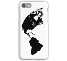 The Western Hemisphere iPhone Case/Skin