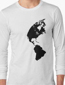The Western Hemisphere Long Sleeve T-Shirt
