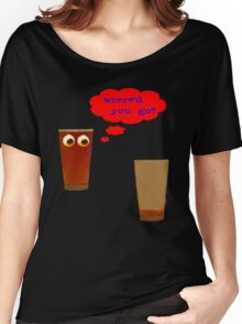 2 pints of beer Women's Relaxed Fit T-Shirt