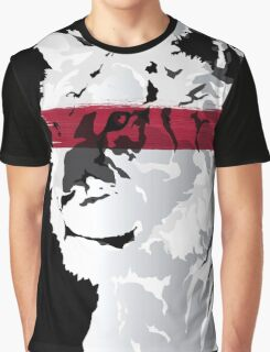 Wild in Red Graphic T-Shirt
