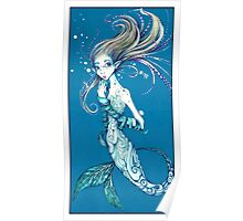 Mysterious Mermaid Poster