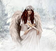 Winter Angel by LoneAngel
