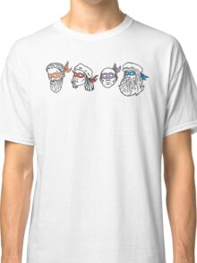 Teenage Mutant Ninja Artists Classic T-Shirt