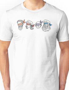 Teenage Mutant Ninja Artists Unisex T-Shirt