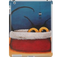 Hiding out iPad Case/Skin