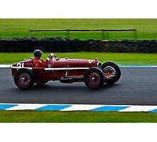 Peter Giddings - 1932 Alfa Romeo Tipo B Photographic Print