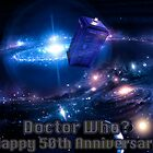 Doctor Who 50th Anniversary by drwhobubble