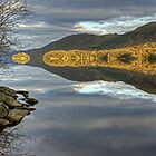 Across Coniston Water by VoluntaryRanger