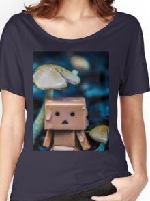 Caught In The Rain Women's Relaxed Fit T-Shirt