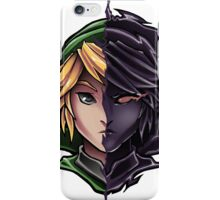 Dualism Link iPhone Case/Skin