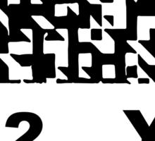 J.F.Sebastian Tyrell Corporation Entry Card Sticker
