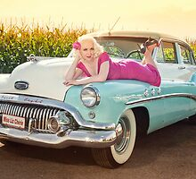 Back to the 50's by LadyDamona