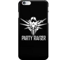 Party Raiser Logo iPhone Case/Skin