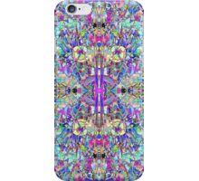 Abstract Symmetrical Colors iPhone Case/Skin
