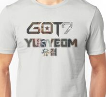 GOT 7 Yugyeom picture (mad) Unisex T-Shirt