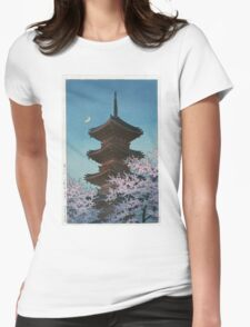 Shrine Womens Fitted T-Shirt