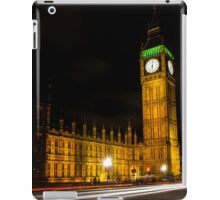 Ipad case - Big Ben London U.K iPad Case/Skin
