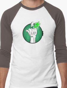 Wrath of the Comic Geek: The Oa Bird Men's Baseball ¾ T-Shirt