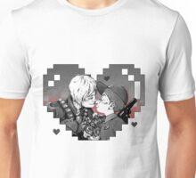 Wreck it Ralph: Kisses Unisex T-Shirt