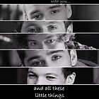 One Direction Little Things by gleviosa