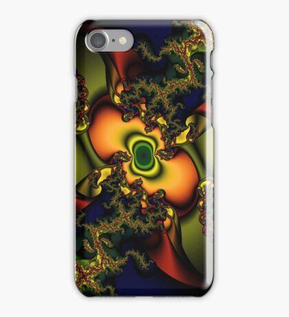 Dragons dancing iPhone Case/Skin