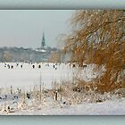 a stroll on the Alster... by Karen  Securius