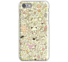 :3 iPhone Case/Skin