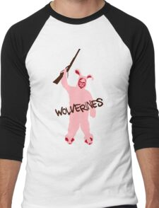 Red Ryder Red Dawn Men's Baseball ¾ T-Shirt