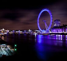 London eye 2 by Lee Rolfe