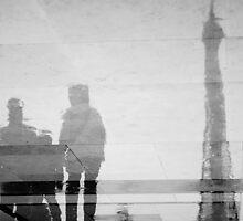 Paris sous la pluie by cedpics