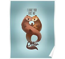 I Love You Like... Poster