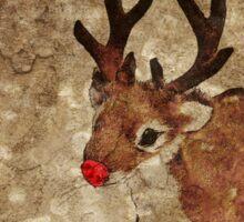 Happy Holidays (Rudy Version) Sticker