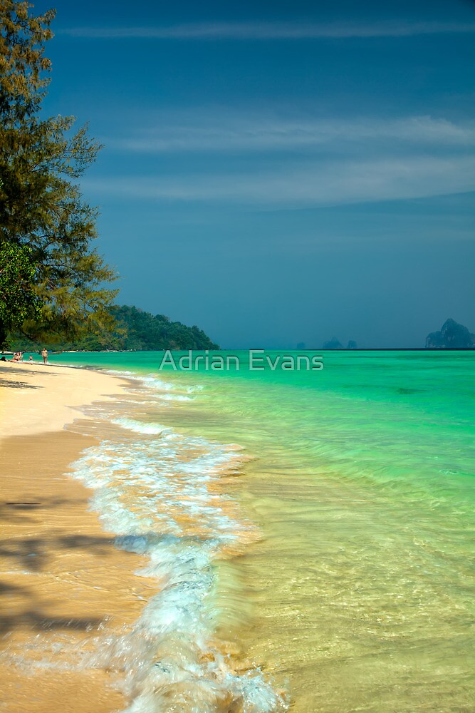 Holiday Destination by Adrian Evans