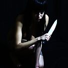 Medea Crouching (2) by Paul Watson