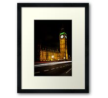 Share Favorite London Big Ben, Westminster, House of Parlament, Uk Framed Print