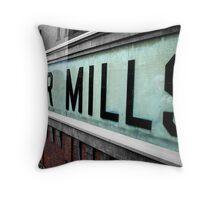 BALTIC Centre for Contemporary Art (Gateshead Quays) Throw Pillow