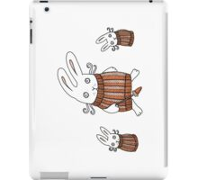 Cozy Bunnies iPad Case/Skin